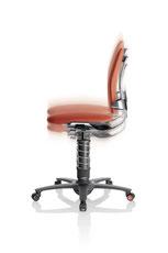 Ergonomischer Bürostuhl 3DEE für den Büroarbeitsplatz