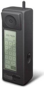Ab 1997 gibt es den Terminus Smartphone