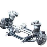 Tracción, chasis, suspensiones, reparaciones y mantenimiento.