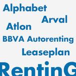 Mantenimiento de vehículos renting.