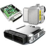 codificación, programación y reparación de sistemas electrónicos.
