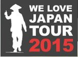 WE LOVE JAPAN TOUR 2015