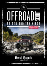 Unser Offroad Katalog - Red Rock Adventures