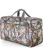 Reisetasche-diese faltbare, große Reisetasche ist beständig,packbar,SUPERLEICHTE 410g mit abnehmbarem Schulterriemen…