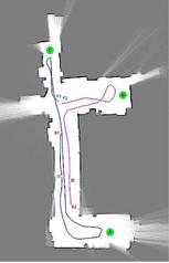 V-SLAM Karte
