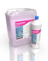 Fensterklar_Linker Chemie-Group, Reinigungschemie, Reinigungsmittel, Glasreiniger, Fensterputzmittel, Fensterreiniger