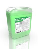 Use it only_Linker Chemie-Group, Reinigungschemie, Reinigungsmittel, Wischpflegen, Pflegemittel