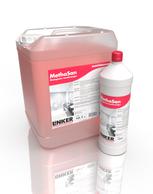 MethaSan_Linker Chemie-Group, Reinigungschemie, Reinigungsmittel, Sanitärreiniger, Bäderreiniger, Putzmittel, Toilettenputzmittel, Reinigung Bad