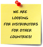 WE ARE LOOKING FOR DISTRIBUTORS IN ENGLAND, USA  AND OTHER COUNTRIES!