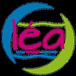 Dans le 1000 Communication - Agence graphique en Loir-et-Cher - Création de logos et de chartes graphiques - Logo de la société Léa, Lavage Ecologique Automobile