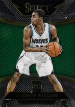 ANDREW WIGGINS / Rookie card - No. 294