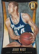 JERRY WEST / Parallel - No. 305  (#d 1/10)