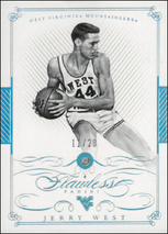 JERRY WEST / Diamond - No. 124  (#d 11/20)