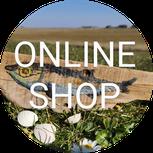 Hallig Online Shop. Feinkost, Kunst, Bernstein und Mee(h)r