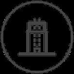Symbol Bürogebäude