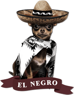 El Negro logo