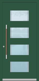 Aluminium Haustüren von Inotherm kaufen