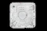 Whirlpool geräumig 5 Personen Wellis