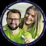 Rubina und Michael aus Findorff