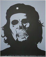 Frank Kozik Dead Che