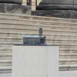 Foto Tastmodell der Kirche St. Ludwig