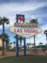 Auch das Vegas Sign darf man natürlich nicht verpassen