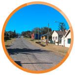 Dorf mit urigem Lokalkolorit