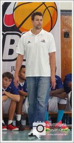 BSG Trainer Jan Lipke