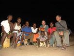 Туры в племена Африки