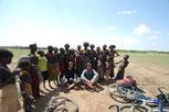 Путешествия на велосипедах в Африке