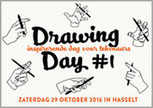terugblik - Drawing Day, Hasselt - 1ste editie
