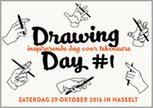 terugblik - Drawing Day, Hasselt - 1ste editie