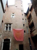 Ingrid Sparbier, guide du pays cathare, visite guidée de Toulouse