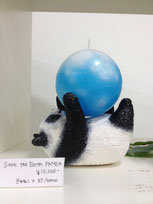 Save the earth PANDA