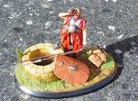Legionär am Brunnen