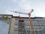 Abbrucharbeiten - Wifi Innsbruck