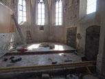 Sanierung Pfarrkirche Leiblfing