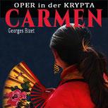 CARMEN - Georges Bizet in der Krypta
