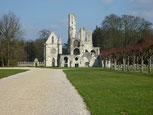 Abbaye de Chaalis - Oise