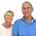 Heike Eckhardt und Rolf-Dieter Winklmeier