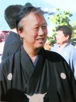 西古川町自治会長 村上泰三さん