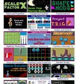 math games I