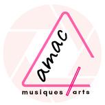 LOGO de l'Association des Musiques et des Arts de Cénac. A.M.A.C. / AMAC