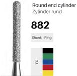 FG-Diamant 882, Zylinder rund