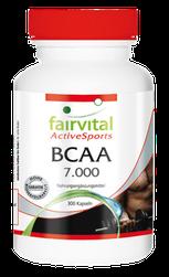 BCAA 7000 von fairvital