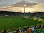 Stadion Pula Istrien Kroatien Flutlicht Fußball