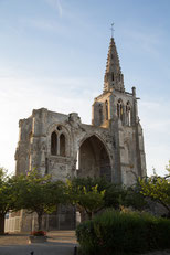 Crépy-en-Valois, Collégiale St Thomas de Cantorbéry.