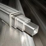 Vierkantrohre (WIG/Laser)