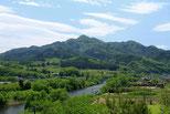 名久井岳県立自然公園