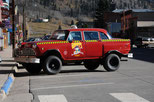4x4 | Taxi | Ouray | CO